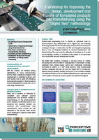 workshop - digital twin technology for process development and improvement
